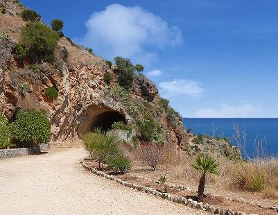 Opsicilie foto s van de natuur op sicilië